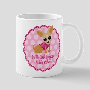 Chihuahua Middle Sister Mug