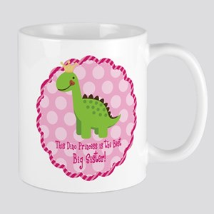 Dino Princess Big Sister Mug
