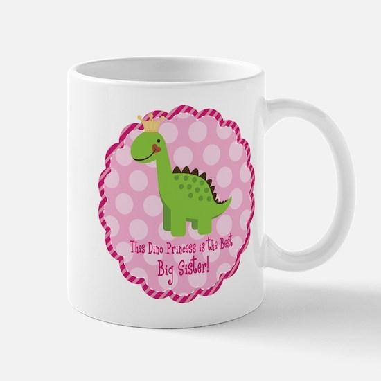 Dino Princess Big Sister Mug