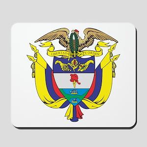 Colombia COA Mousepad