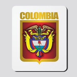 Colombia Gold Mousepad
