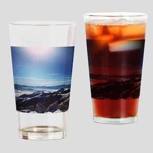 Lake Jordanelle Drinking Glass