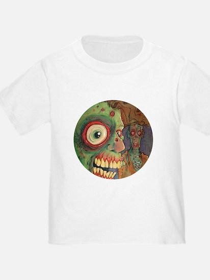 apocalyptic circle T-Shirt