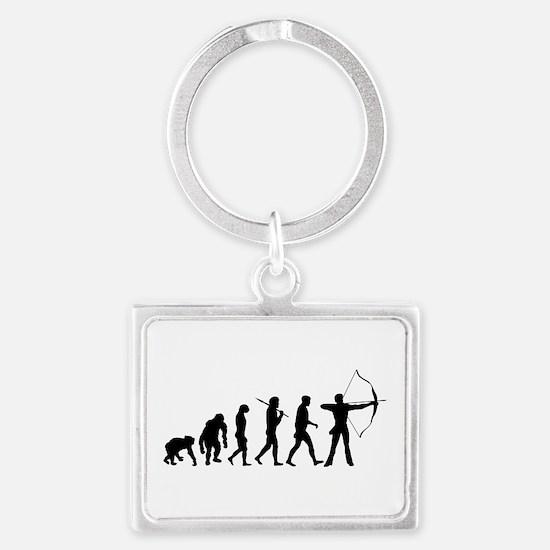 Evolution Archery Keychains