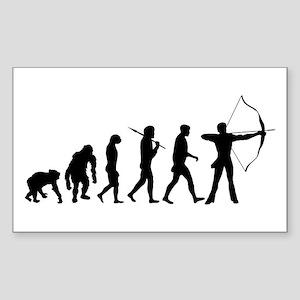 Evolution Archery Sticker