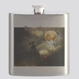 Blessed Samhain Flask