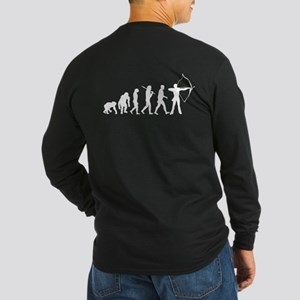 Evolution Archery Long Sleeve T-Shirt