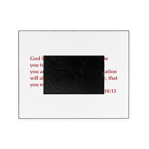 1 Corinthians 13 13 Picture Frames Cafepress