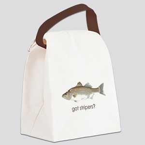got stripers1 Canvas Lunch Bag
