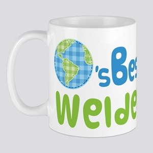 Worlds Best Welder Mug