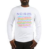 Gibbs rules Long Sleeve T-shirts