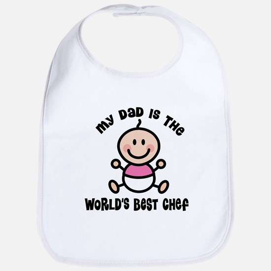 Best Chef Dad Bib