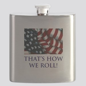 ROLL1 Flask