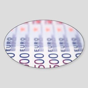 500 Euros Sticker