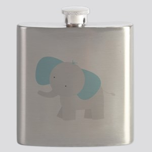 Cartoon Elephant Flask