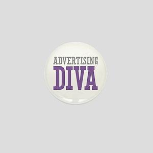 Advertising DIVA Mini Button