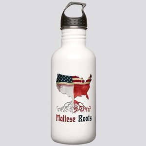 American Maltese Roots Water Bottle