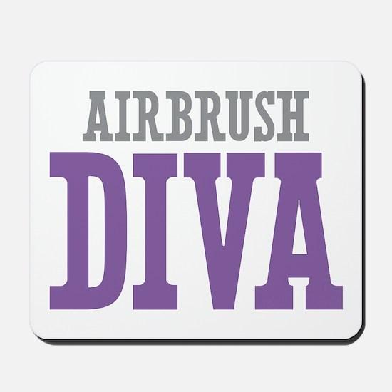 Airbrush DIVA Mousepad