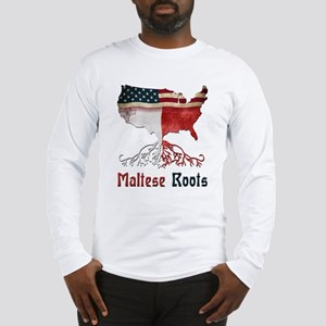 American Maltese Roots Long Sleeve T-Shirt