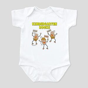 Kindergarten Rocks Infant Bodysuit