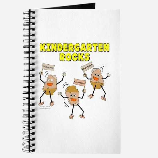 Kindergarten Rocks Journal