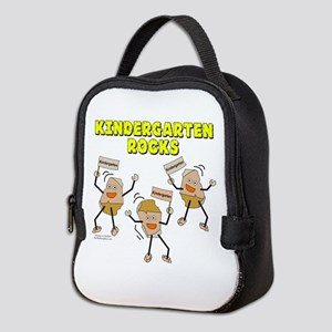 Kindergarten Rocks Neoprene Lunch Bag