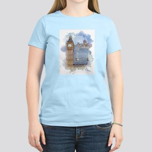 London Ash Grey T-Shirt