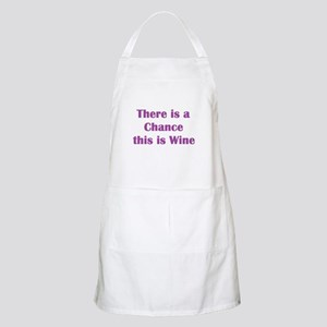 There is a chance this is wine Mug Apron