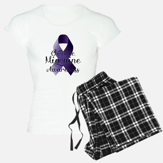 Chronic Migraine Awareness Pajamas