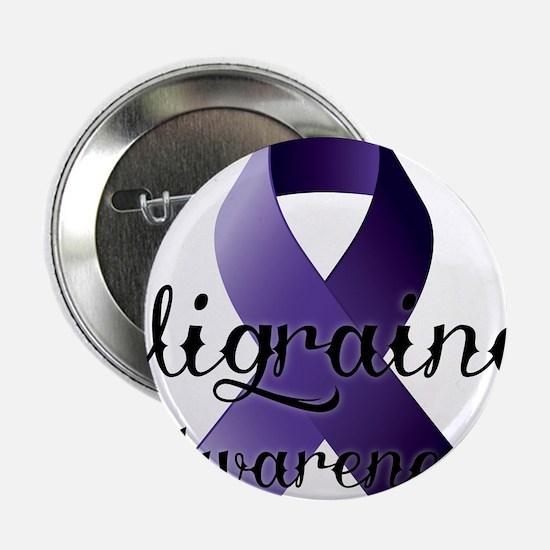 "Migraine Awareness 2.25"" Button"