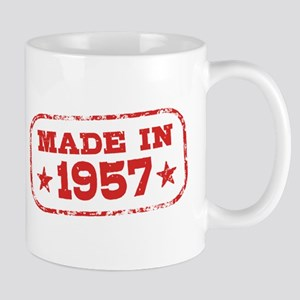 Made In 1957 Mug
