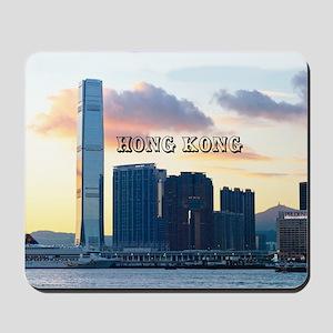 Hong Kong Mousepad