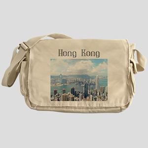 Hong Kong Messenger Bag