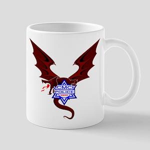 CMC Dragon Brown Mug