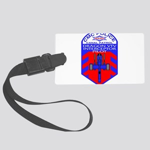 CMCPolicePatch Luggage Tag
