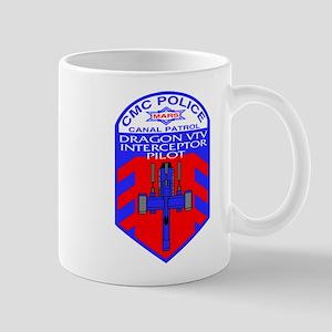 CMCPolicePatch Mug