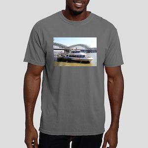 Hohenzollern Bridge, Col Mens Comfort Colors Shirt