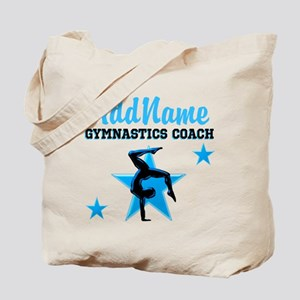 GYMNAST COACH Tote Bag