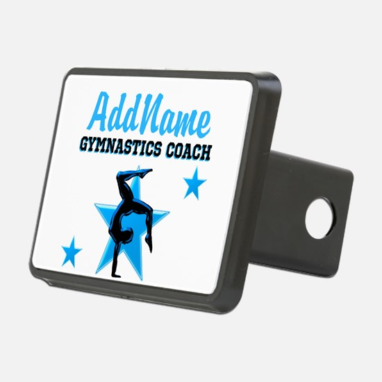 GYMNAST COACH Hitch Cover