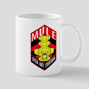MulePatch Mug