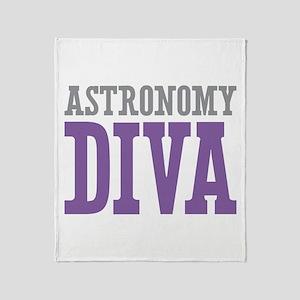 Astronomy DIVA Throw Blanket