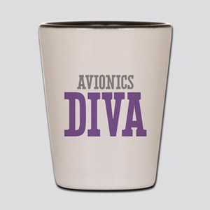 Avionics DIVA Shot Glass