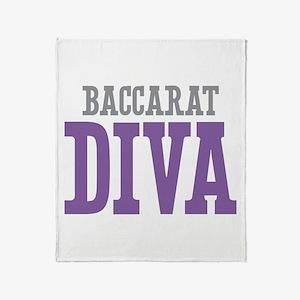 Baccarat DIVA Throw Blanket