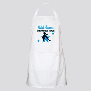 NUMBER 1 COACH Apron