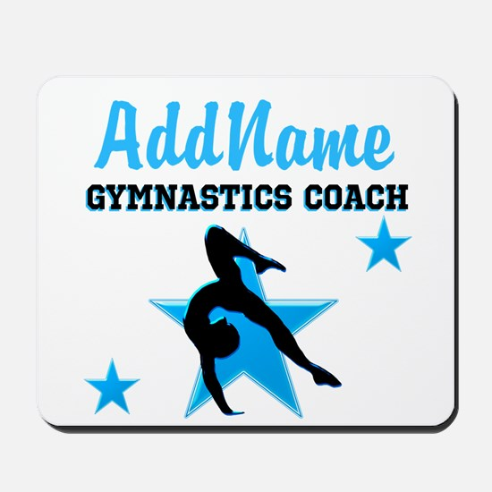 NUMBER 1 COACH Mousepad