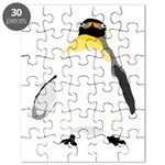 Emperor Chubby Penguin Puzzle