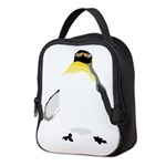 Emperor Chubby Penguin Neoprene Lunch Bag