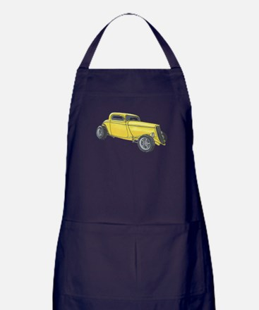 1933 High Boy Coupe Apron (dark)