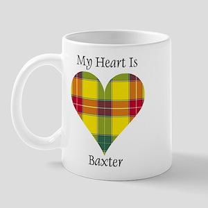 Heart - Baxter Mug