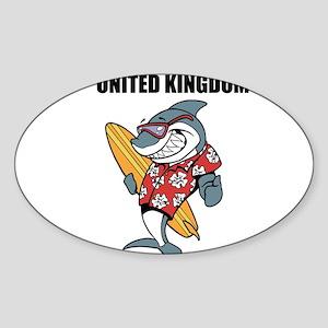 United Kingdom Sticker